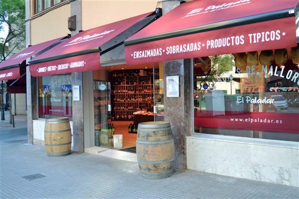 tiendas El Paladar