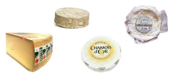 Queso franc s los mejores quesos franceses for Guisos franceses