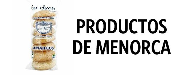 Other Menorcan products