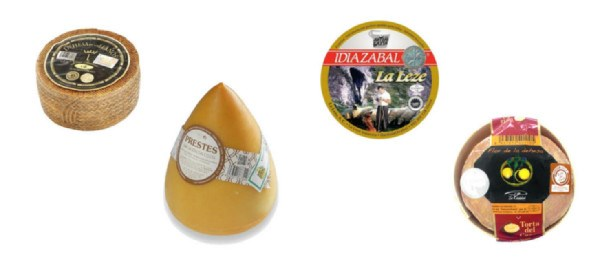 Cheese from Spain