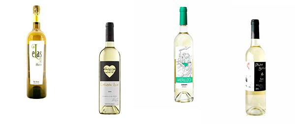 White wine of Vinos Online
