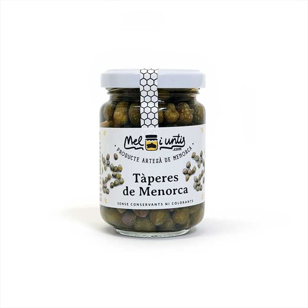 Capers of Menorca Untis 200gr.