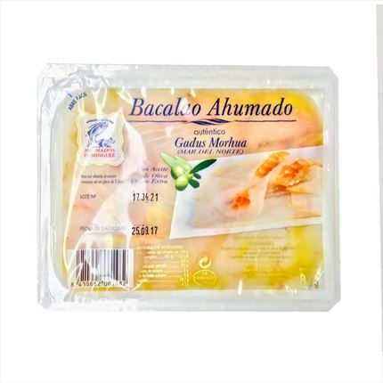 Smoked cod | Buy bacalao online | Smoked online | Canned on line