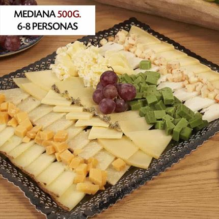 Cheese tray Classics - Products Gourmet - El Paladar