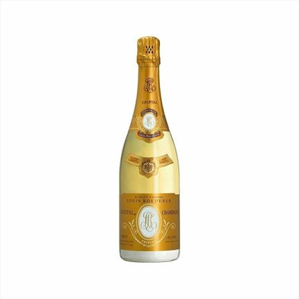 Champagne Cristal Louis Roederer Brut | botella champagne | Champagne