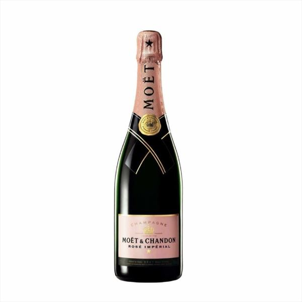Champagne MOET & CHANDON Rose Imperial 75cl