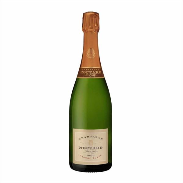 Champagne Moutard Brut Trad. 75cl