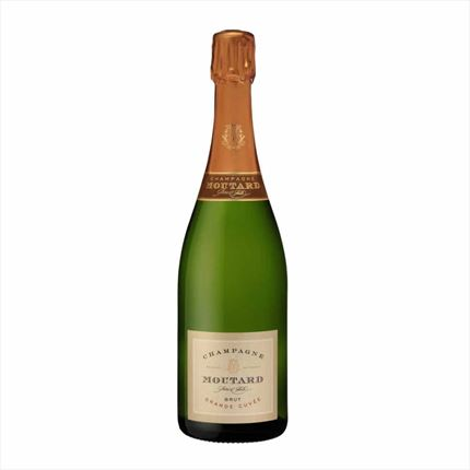 Champagne Moutard Brut Trad | mejor champagne | champagne online