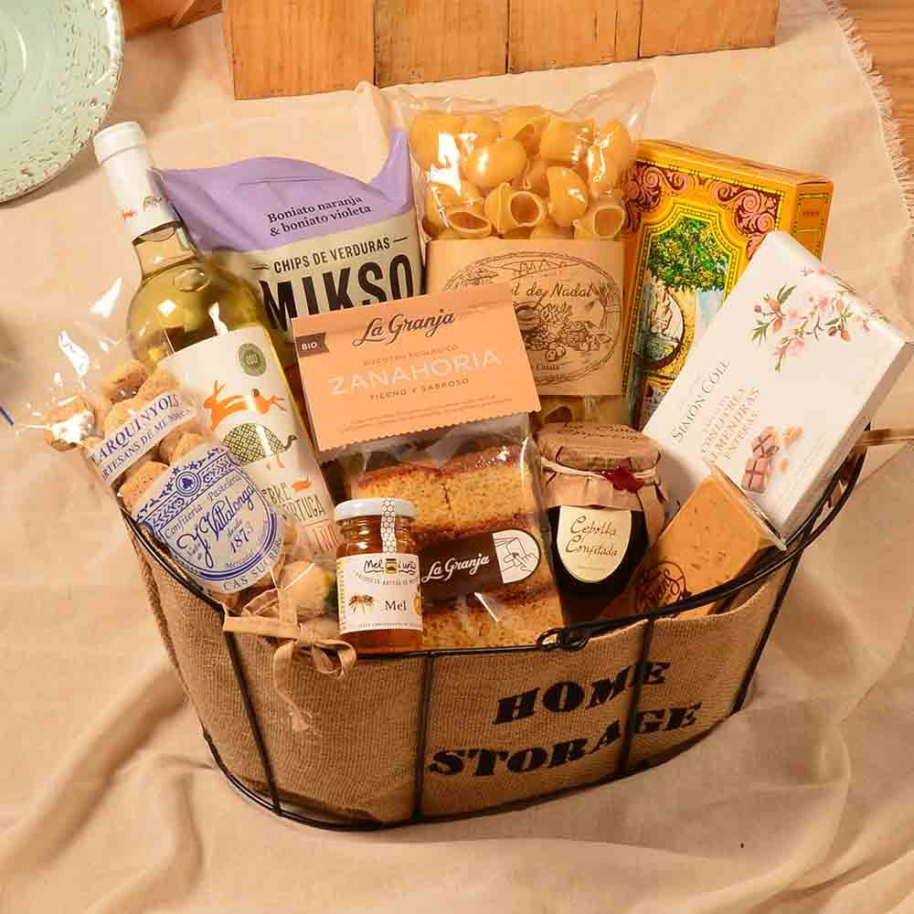 Colección de cestas de Navidad y lotes de empresa 2018 | Lista de regalos gourmet