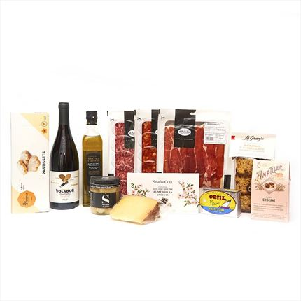 Pack Gourmet Regalo 2020 ✅ | Lotes Delicatessen | Regalos Originales