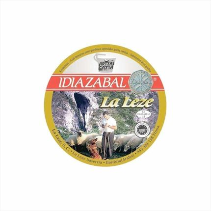 Idiazabal cheese | Gourmet and Delicatessen Products online | El Paladar