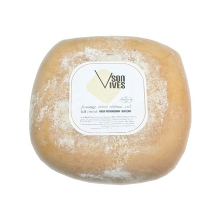 Queso Mahón Son Vives Semi Curado | Son Vives World Cheese Awards