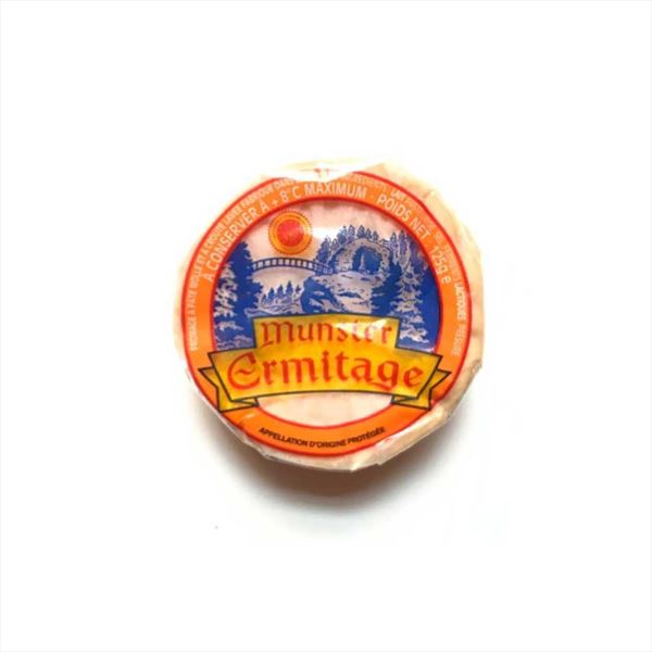Queso Munster Ermitage 125g