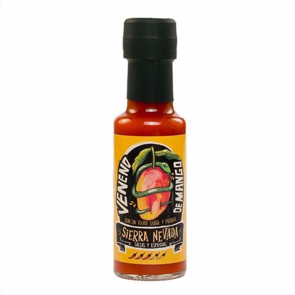 Pack of 7 hot sauces (3)