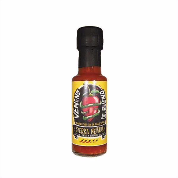 Pack of 7 hot sauces (4)