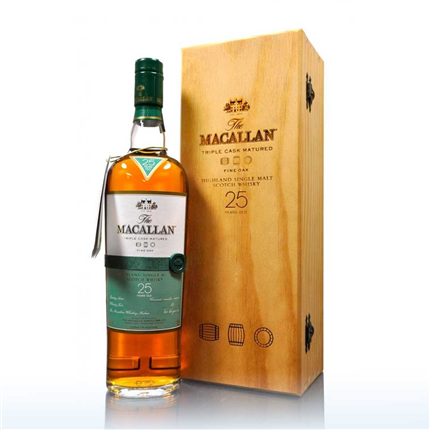 The Macallan Fine Oak 25 años | comprar whisky | macallan whisky | whiskys
