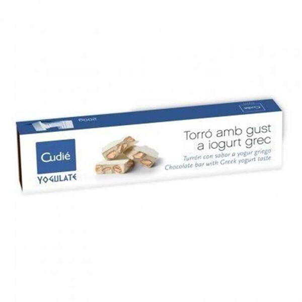 Turrón Yogulate Cudie 200g