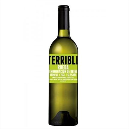 Comprar Vino Blanco Terrible Verdejo 75cl. | Comprar vinos Terrible