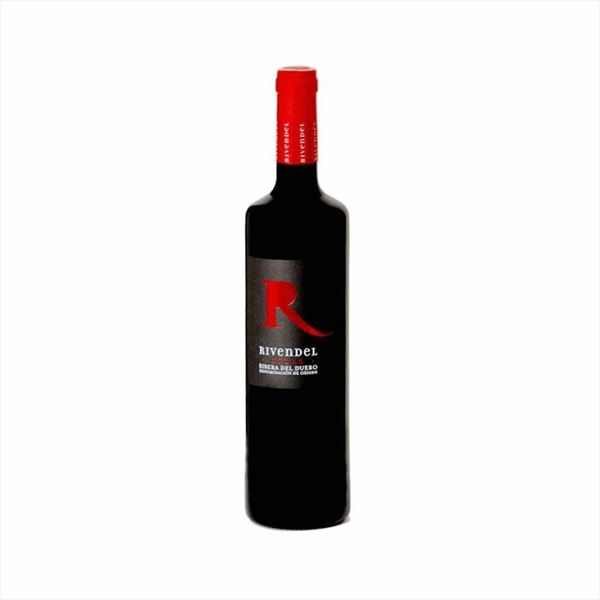 Vino Rivendel Roble 75cl