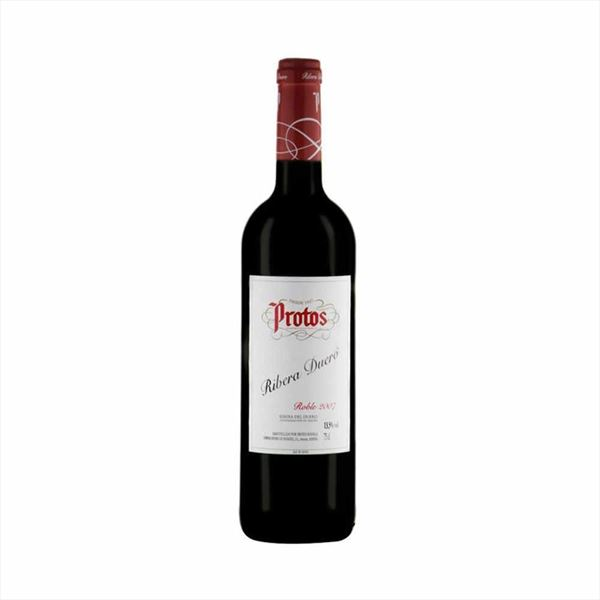 Red wine Protos Joven
