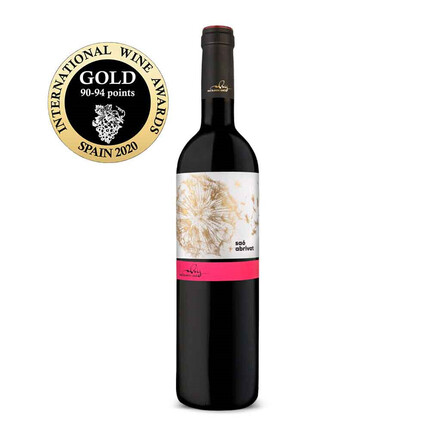 VINO TINTO SAÓ ABRIVAT | ORO EN EL INTERNATIONAL WINE AWARDS 2020