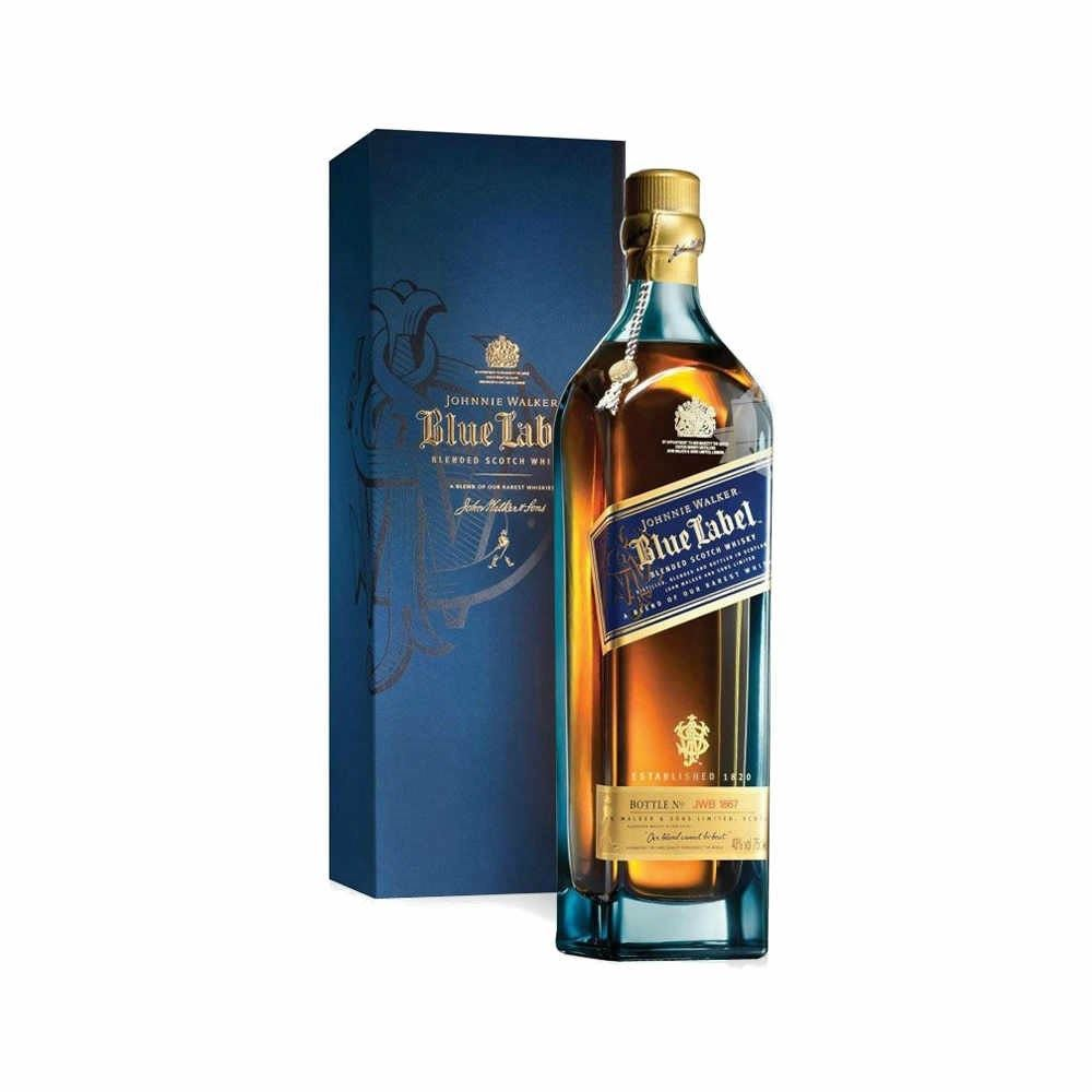 whisky blue label licores online tienda de whiskies. Black Bedroom Furniture Sets. Home Design Ideas
