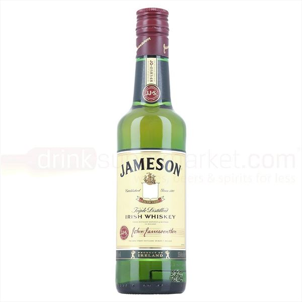Triple Distilling Jameson Whisky